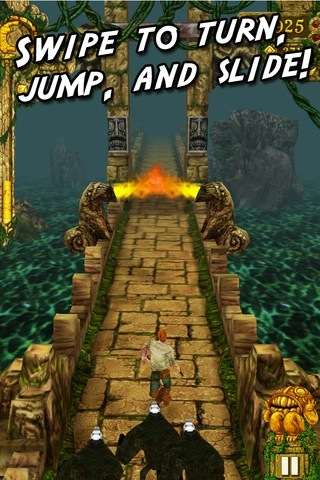Temple run (games) free today